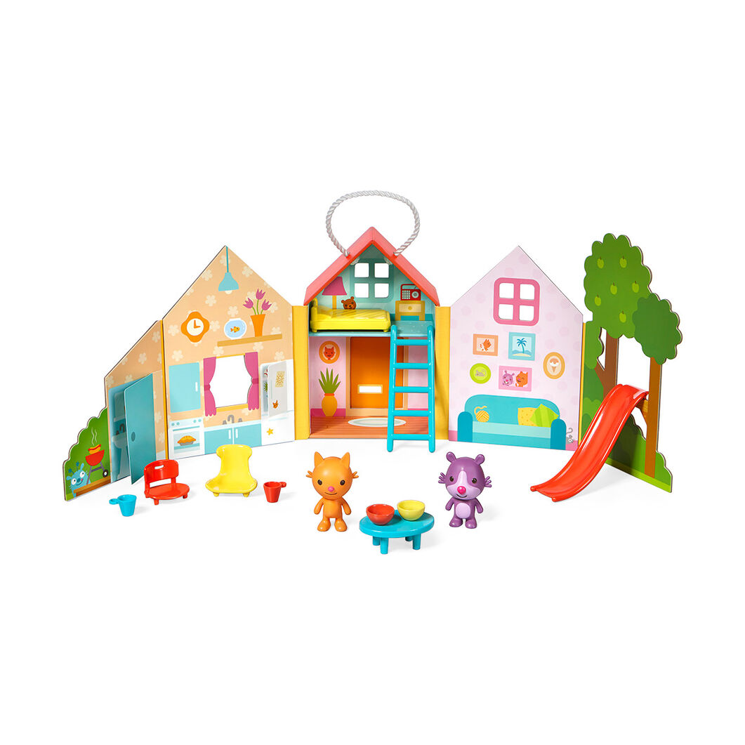 Jinja's Portable Playset in color