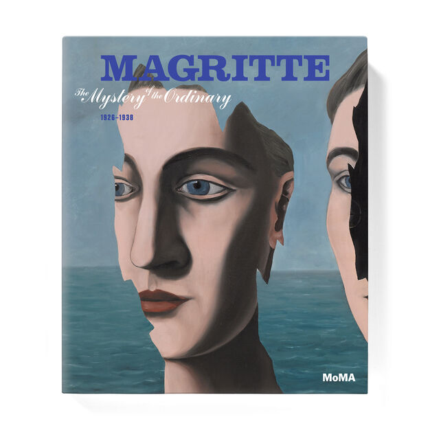 Magritte Hardcover in color