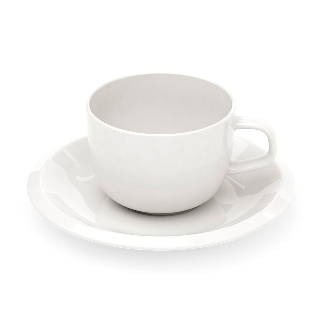Iittala Raami Porcelain Cup and Saucer in color
