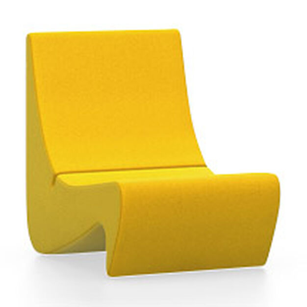 Amoebe Chair in color Yellow