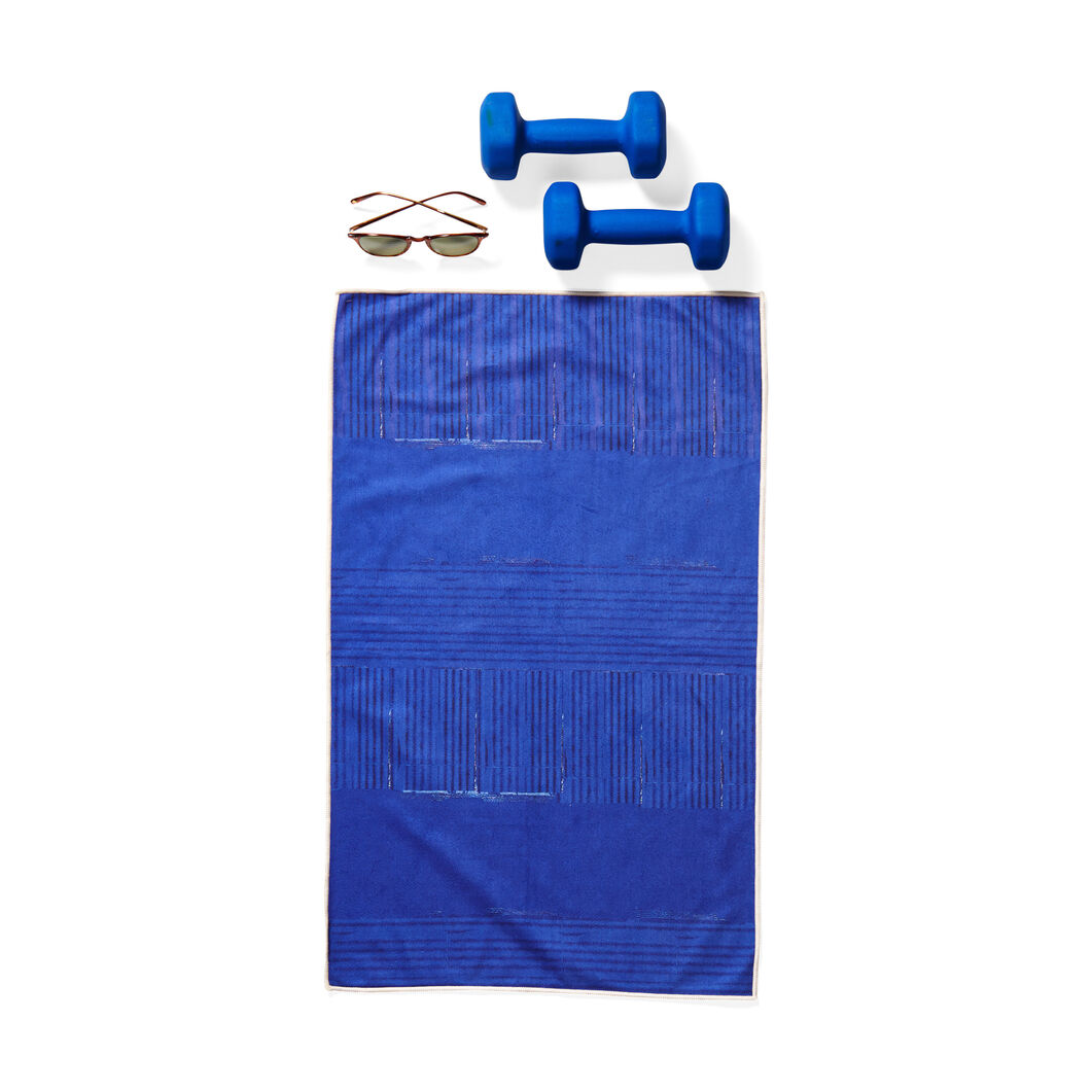 Quick Drying Performance Hand Towel in color