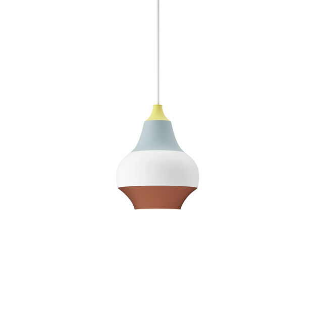 Cirque Pendant Lamp in color Yellow