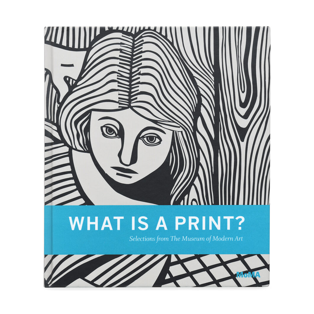 What is a Print: Selections from the Museum of Modern Art in color
