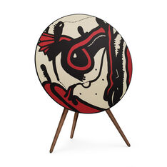 Bang & Olufsen Beoplay A9 Speaker ­featuring artwork by David Lynch in color