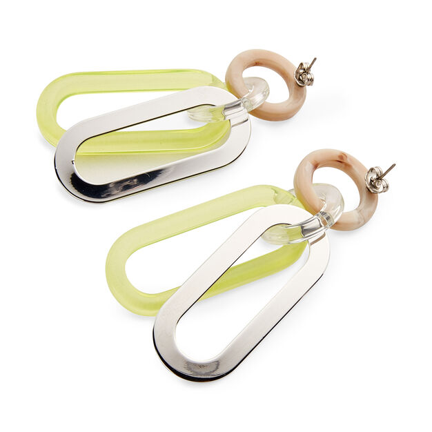 Rachel Comey Sour Earrings in color Lime