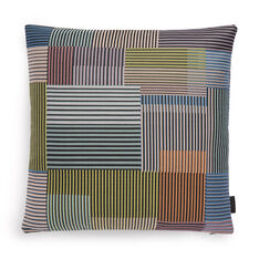 Maharam Assembled Check Pillow by Paul Smith in color