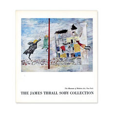 The James Thrall Soby Collection - Paperback in color