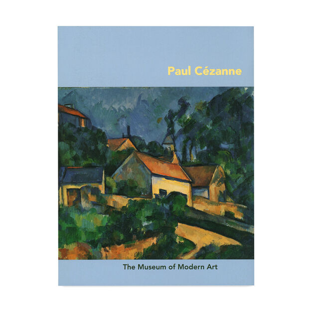 Paul Cézanne in color