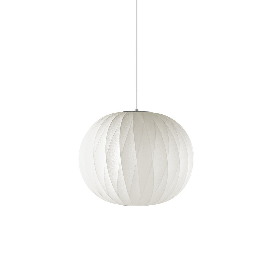 Nelson™ Crisscross Ball Bubble Pendant in color