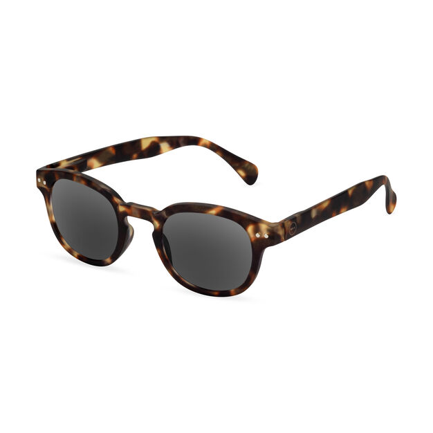 IZIPIZI Reading Sunglasses #C - Tortoiseshell in color Tortoiseshell