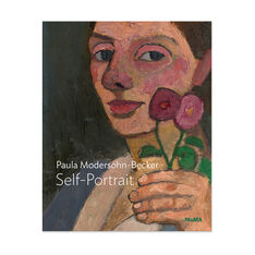 Paula Modersohn-Becker: Self-Portrait - Paperback in color