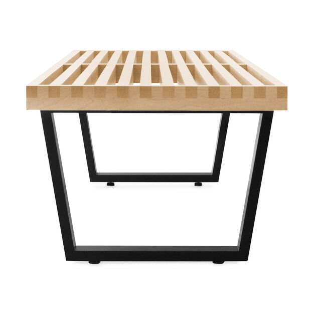 """48"""" Nelson Platform Bench in color"""