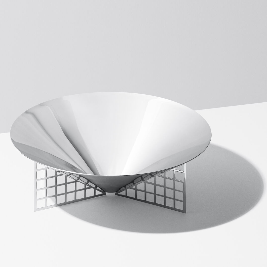 Georg Jensen Stainless Steel Matrix Bowl in color