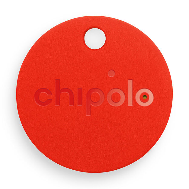 Chipolo Tracker 2.0 Classic in color Red