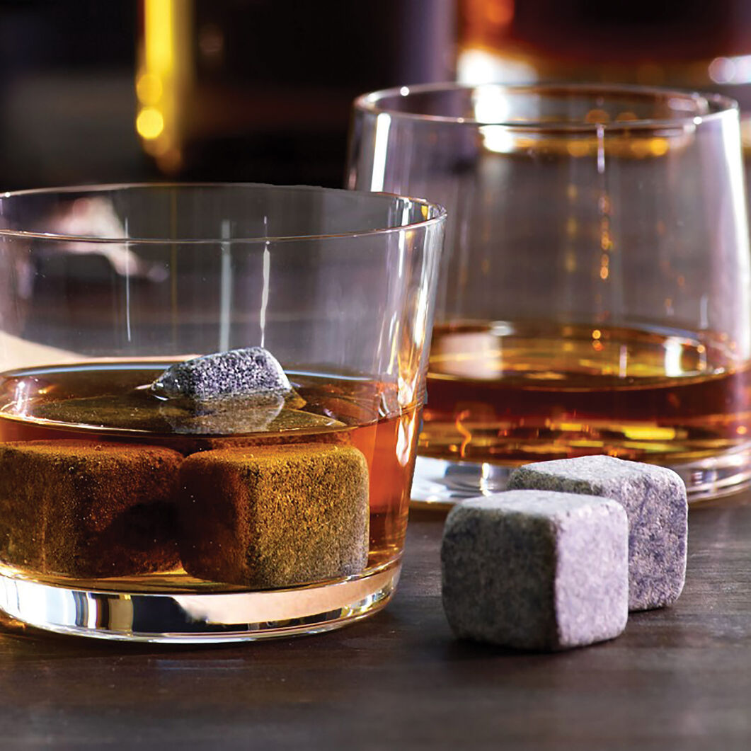 Whiskey Stones® in color