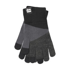 Touch Gloves Black/Gray in color Black/Gray