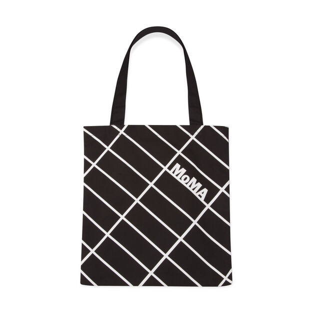 MoMA Grid Tote in color