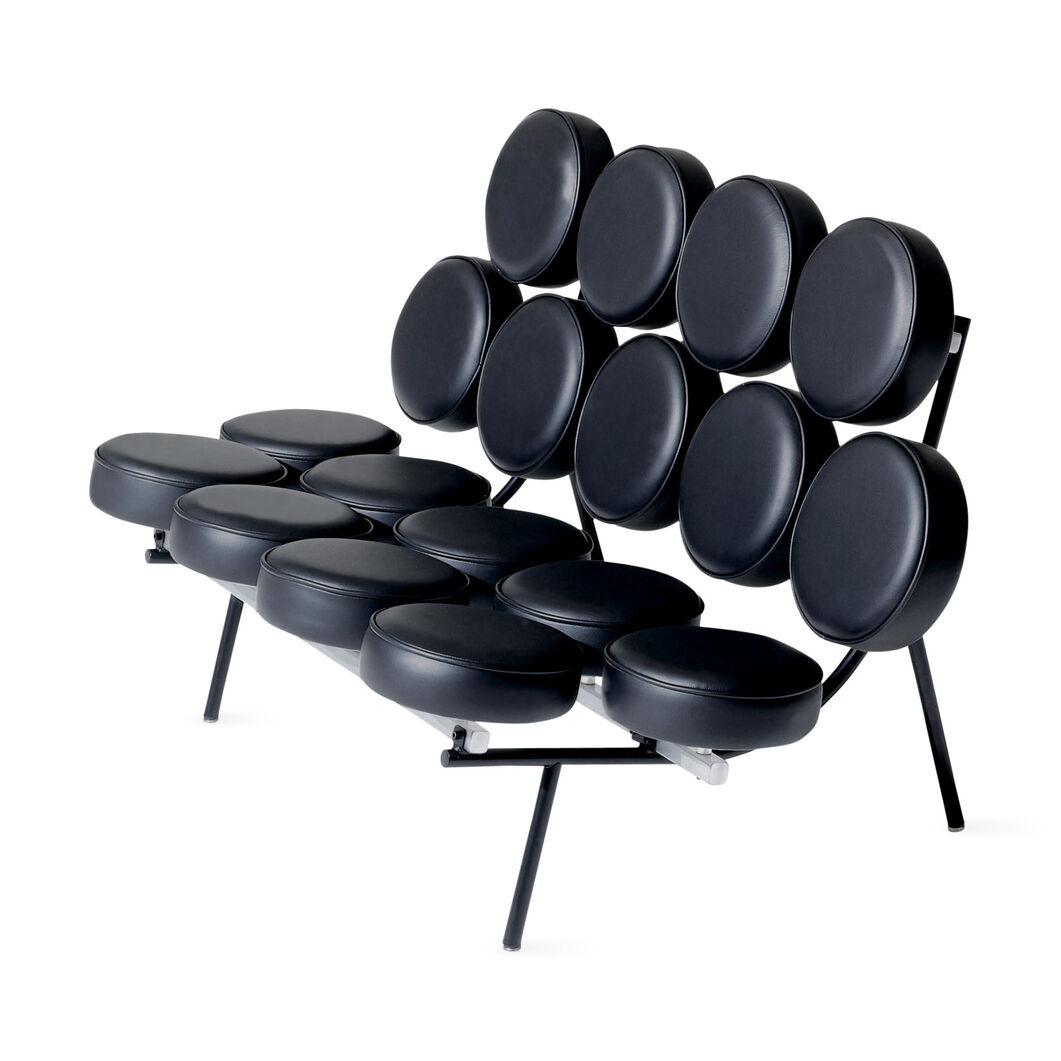 George Nelson™ Marshmallow Sofa from Herman Miller© in color