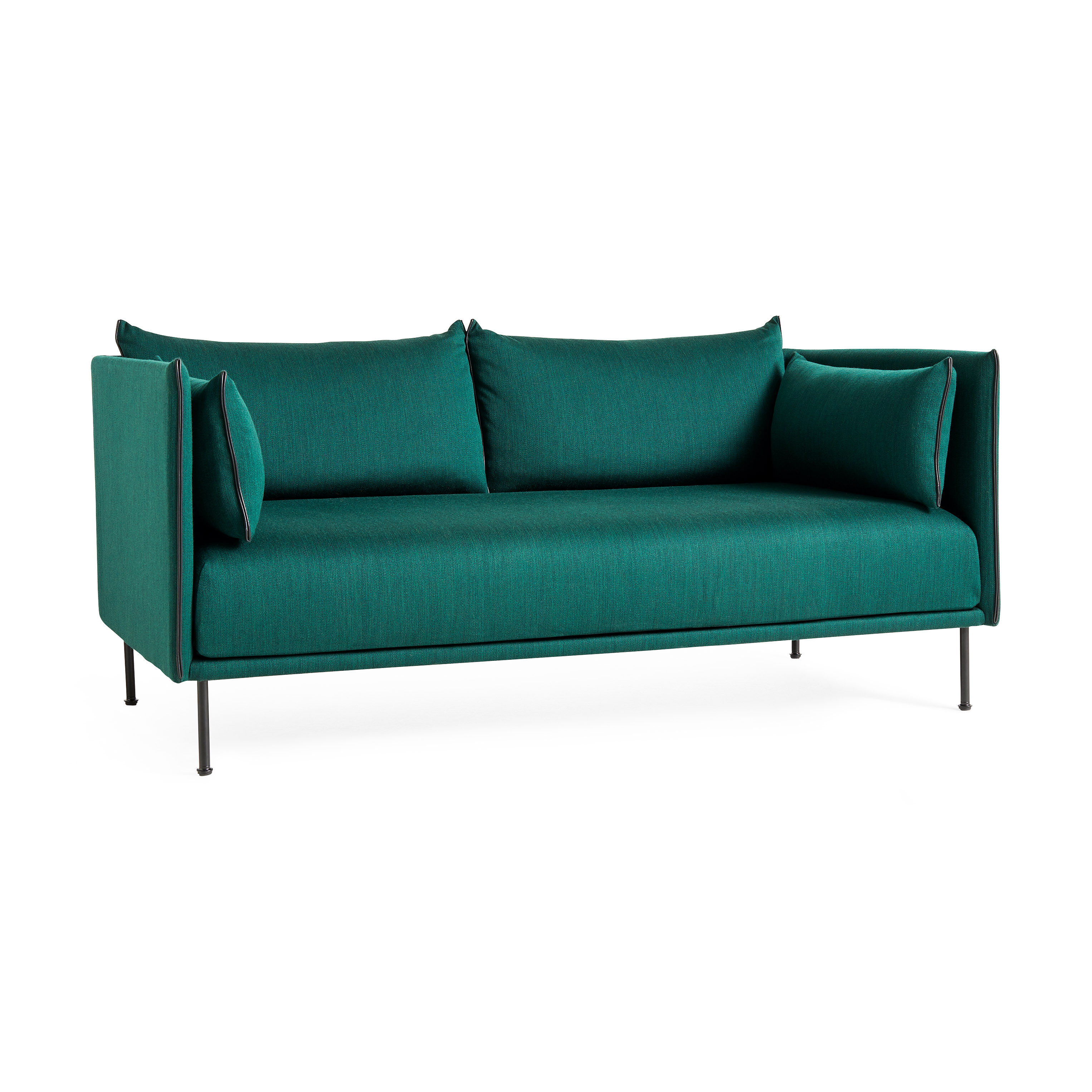 Beau HAY Silhouette Two Seater Sofa In Color