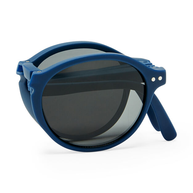 IZIPIZI Foldable Sunglasses #F in color Blue