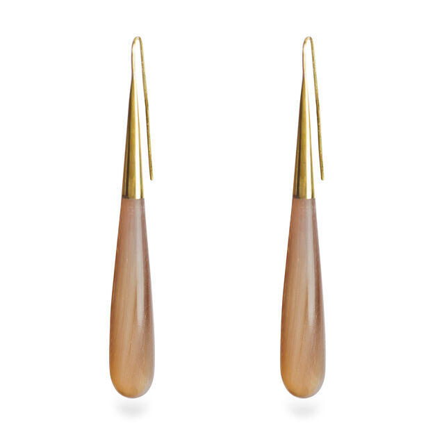 Soko Horn Pia Threader Earrings in color