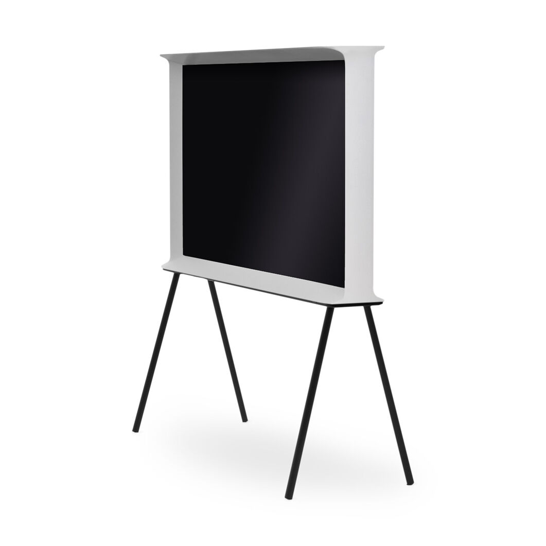 samsung serif tv white moma design store. Black Bedroom Furniture Sets. Home Design Ideas