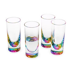 Rainbow Tumblers in color