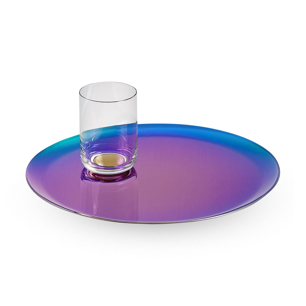 Rainbow Serving Tray in color