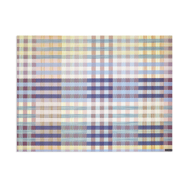 Chilewich Rhythm Placemat in color Wildflower