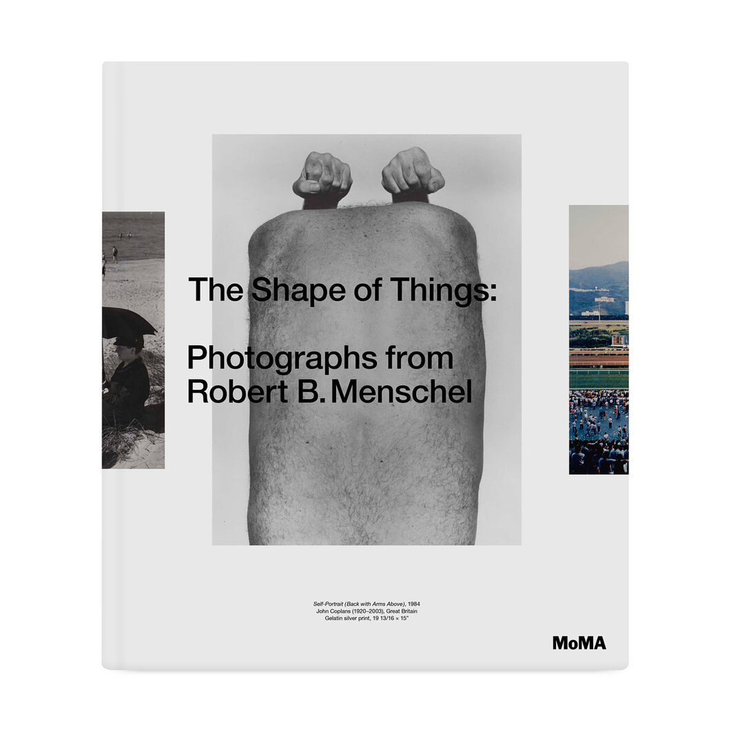 The Shape of Things: Photographs from Robert B. Menschel in color
