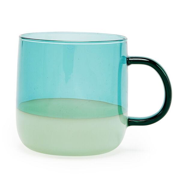 Two-Tone Mug in color Green