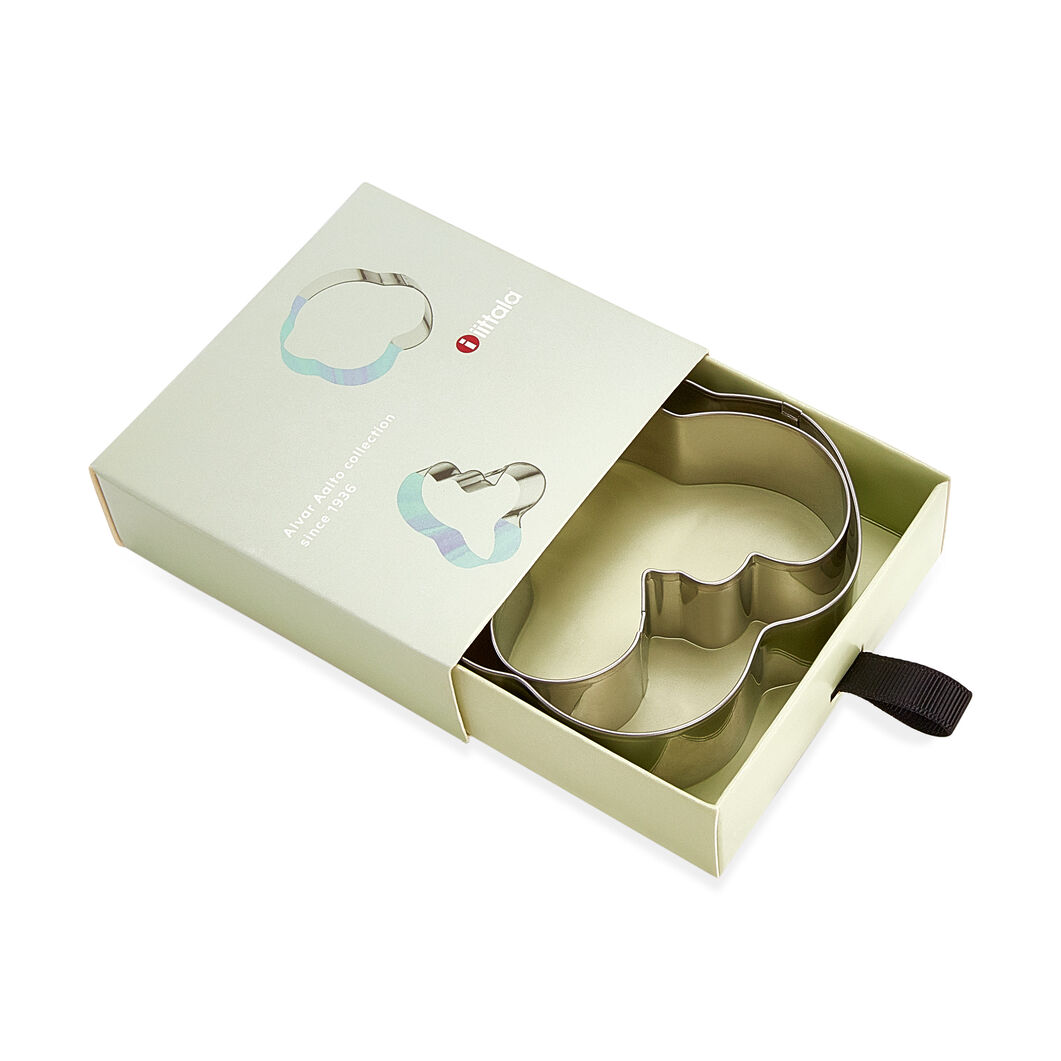 Aalto Cookie Cutter - Set of 2 in color