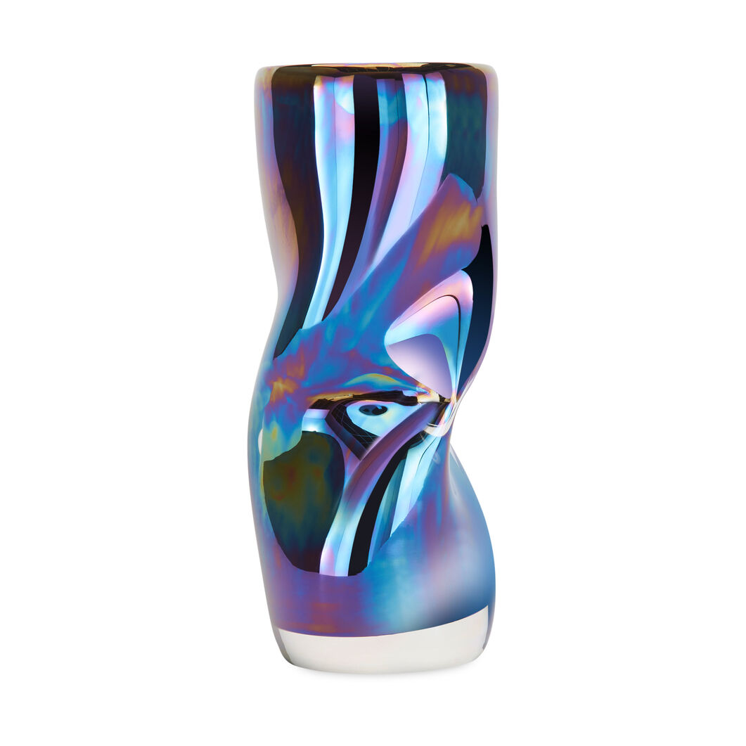 Warp Vase in color