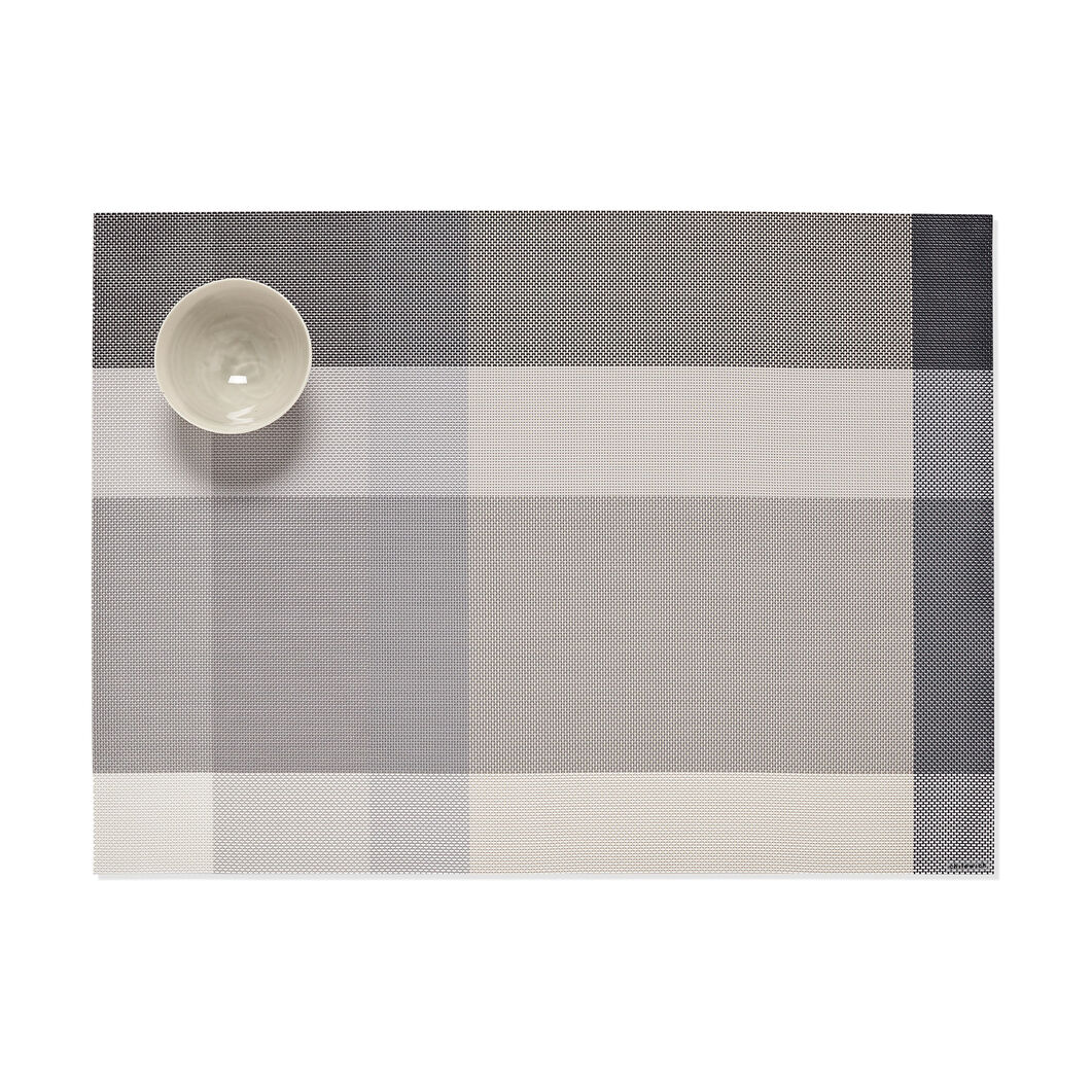 Chilewich Chroma Placemat in color Dove