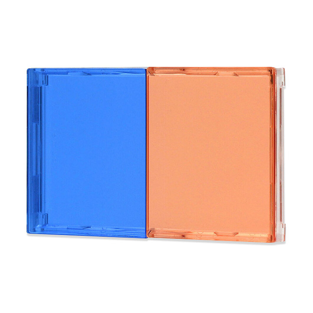 Sonoiro Card Case in color Blue/Orange