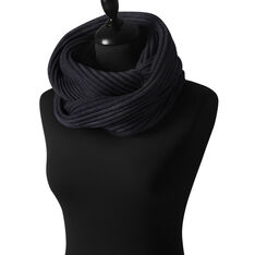 Fleece Loop Scarf in color