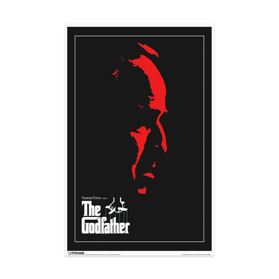 The Godfather Poster in color