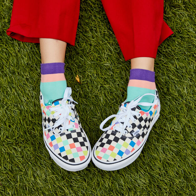 MoMA and Vans ComfyCush Era Sneakers in color