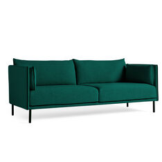 HAY Silhouette Three-Seater Sofa in color