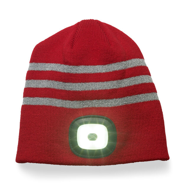 Kids' X-Cap Light Up Hat in color Red
