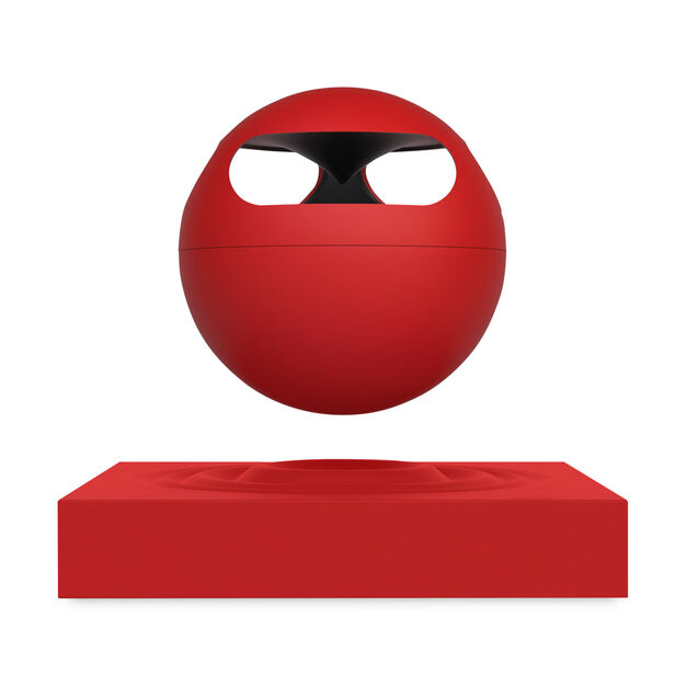 Hoveric Levitating Speaker - Red in color Red