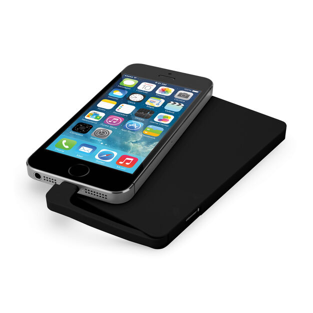 Energy Slim Power Bank - Black in color Black