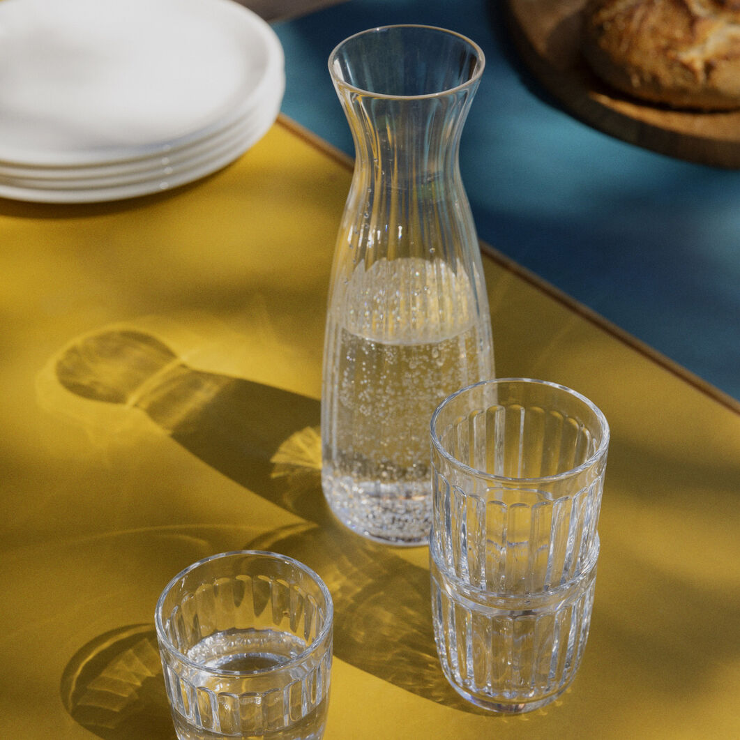 Iittala Raami Glass Carafe in color