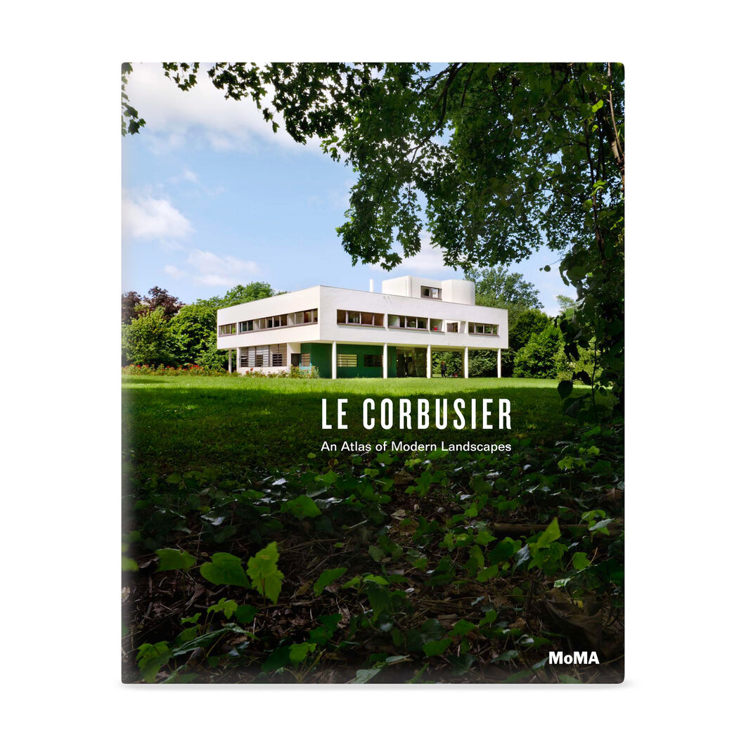 Le Corbusier: An Atlas of Modern Landscapes in color