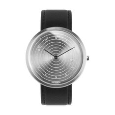 Customizable Ephemeris Watch in color Black