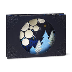 Snowy Landscape Holiday Cards (Box of 8) in color