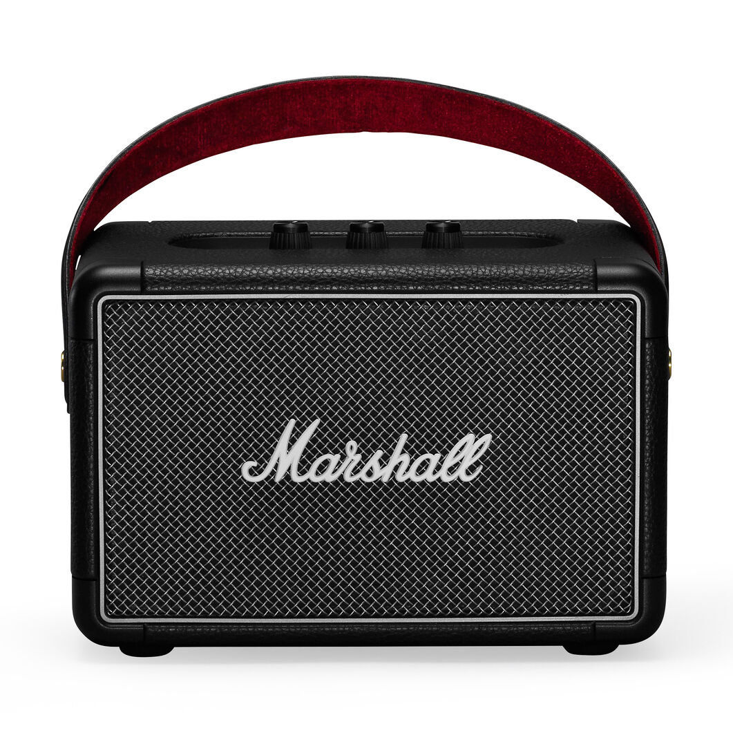 Marshall Kilburn II Bluetooth Speaker in color Black