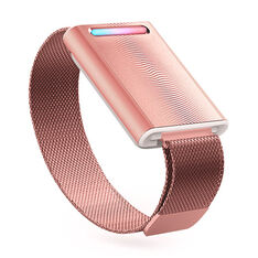 Embr Wave Temperature-Control Bracelet in color Rose