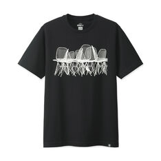 UNIQLO Eames Chair T-Shirt in color