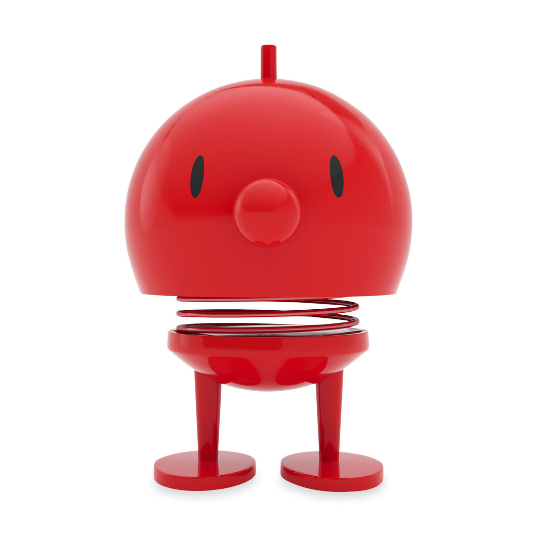 The Hoptimist in color Red